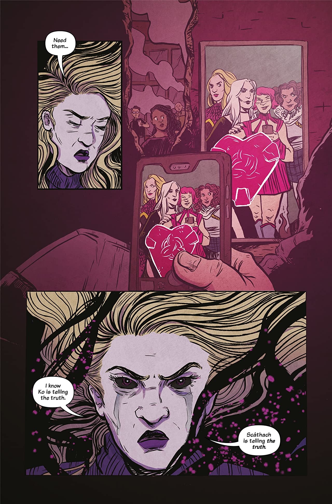 The Final Girls (comiXology Originals) #5 (of 5)