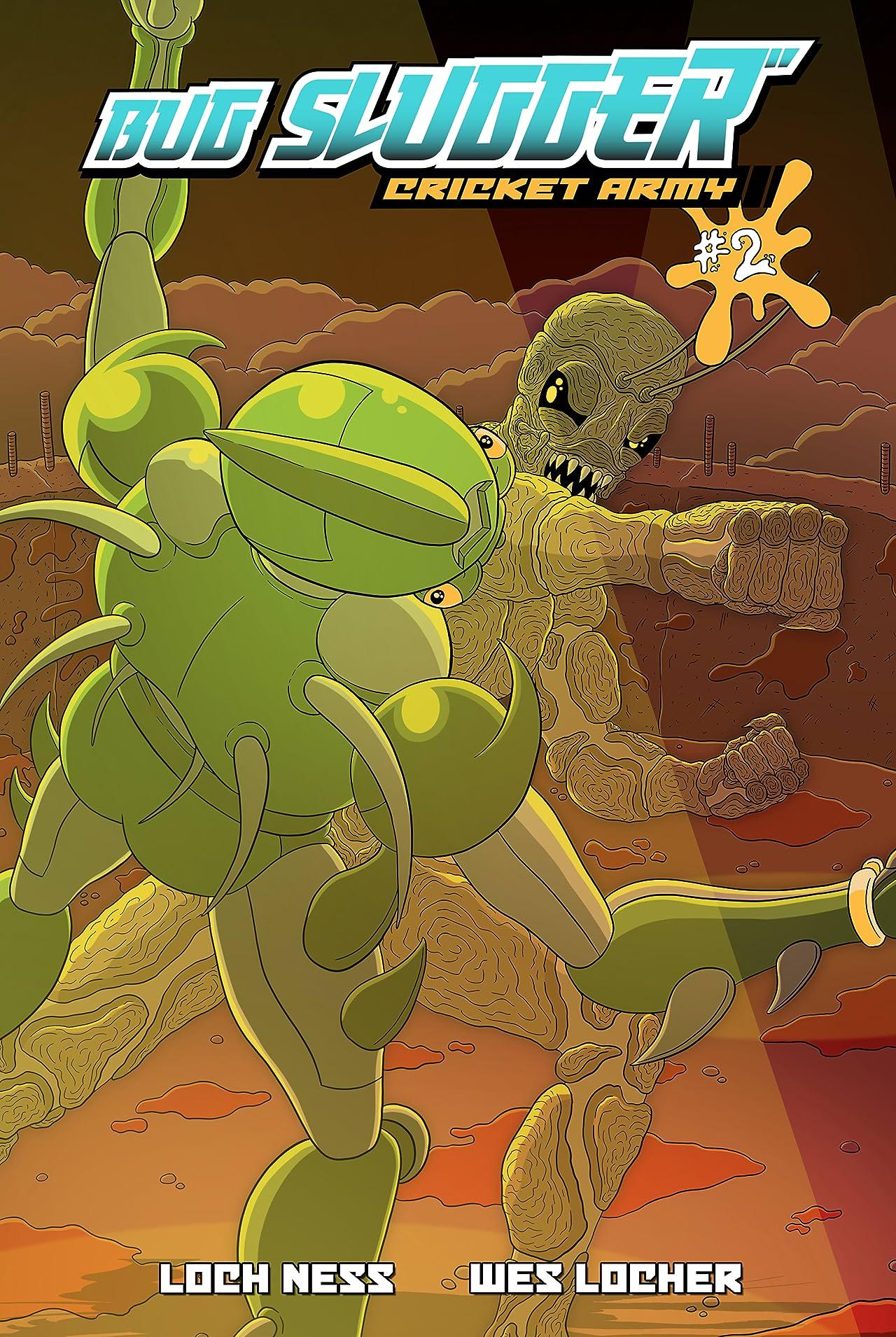 Bug Slugger #2