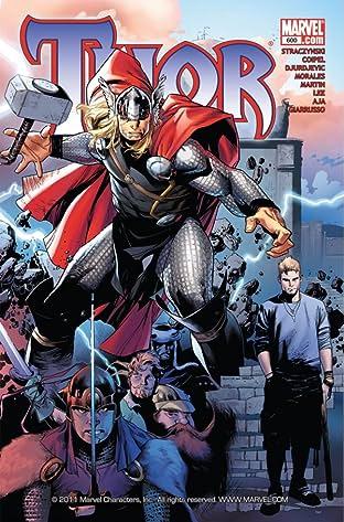 Thor (2007-2011) No.600