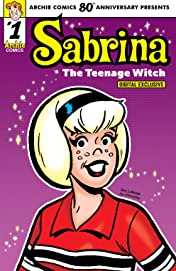 Archie Comics 80th Anniversary Presents Sabrina #10
