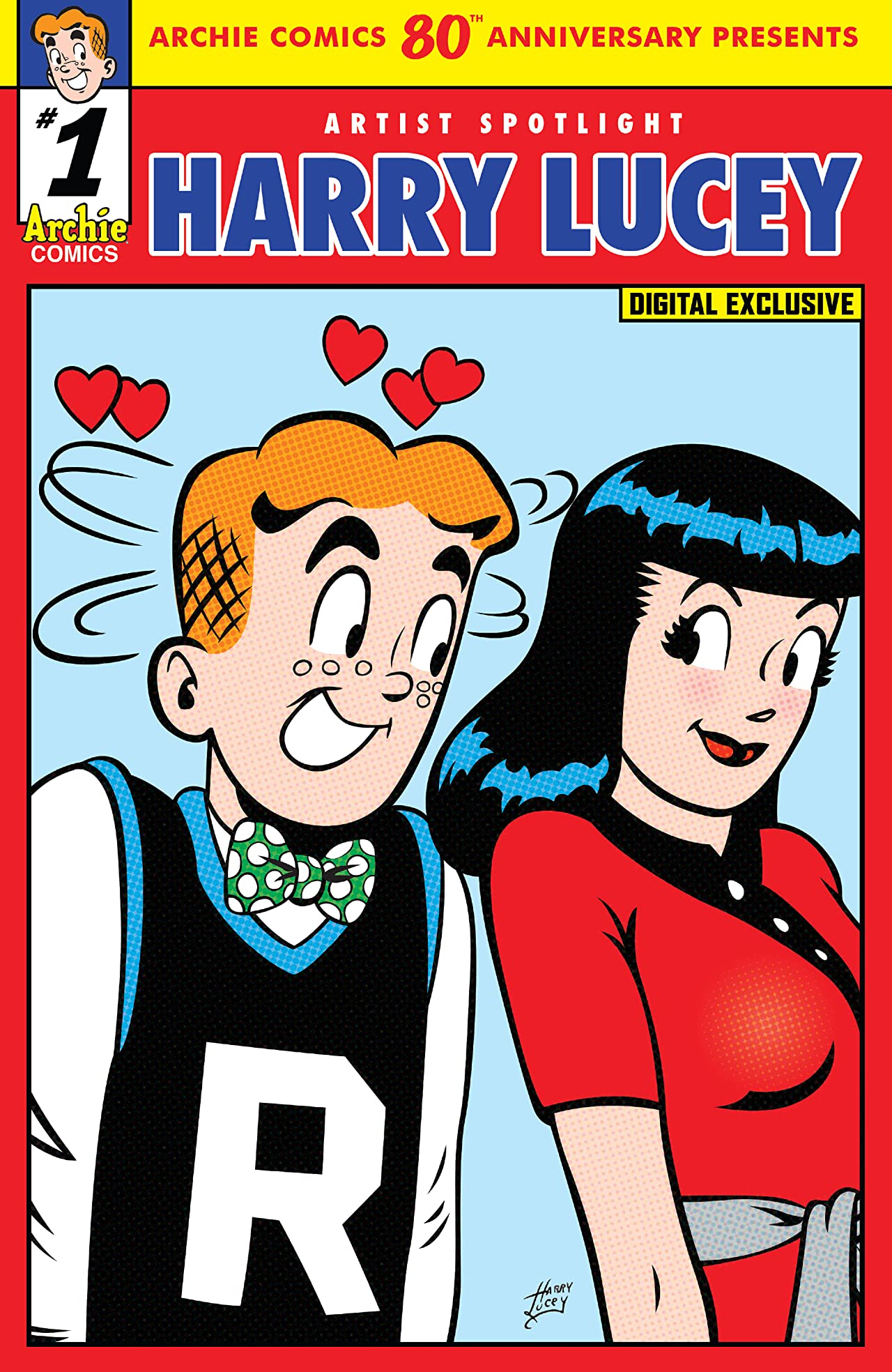 Archie Comics 80th Anniversary Presents Artist Spotlight - Harry Lucey #11