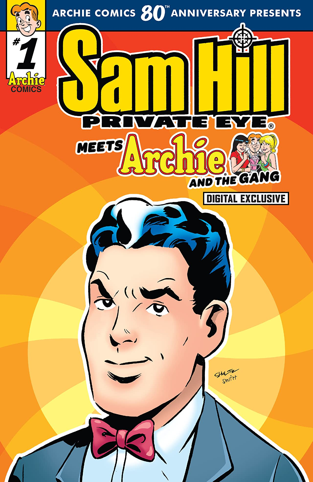 Archie Comics 80th Anniversary Presents Sam Hill No.12