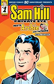 Archie Comics 80th Anniversary Presents Sam Hill #12