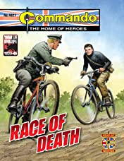Commando #4627: Race Of Death