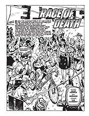Commando #4627: Race Of Death
