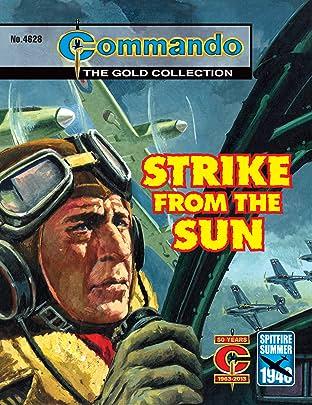Commando #4628: Strike From The Sun
