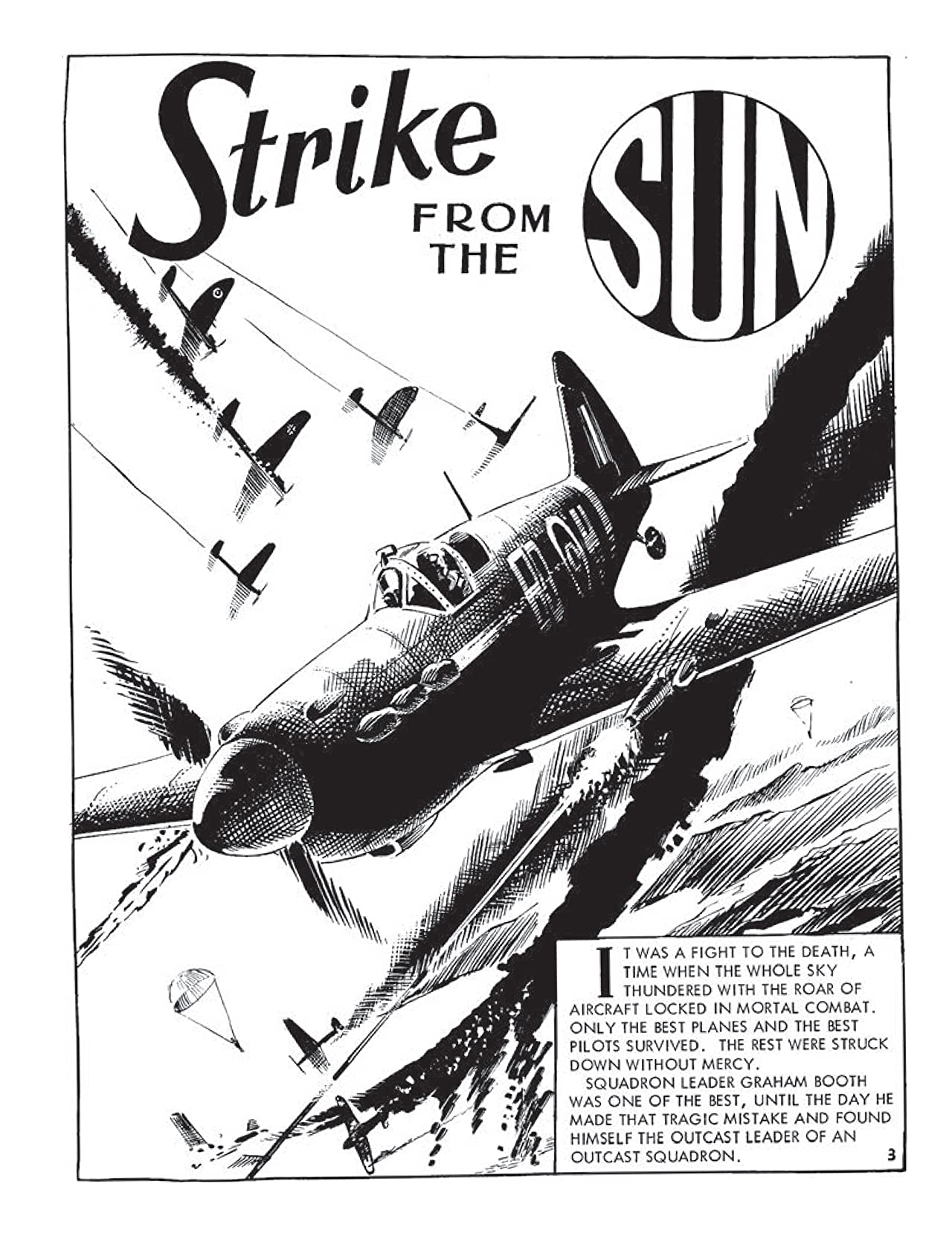 Commando No.4628: Strike From The Sun