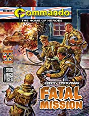 Commando No.4631: Convict Commandos: Fatal Mission