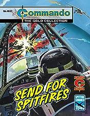 Commando #4632: Send For Spitfires