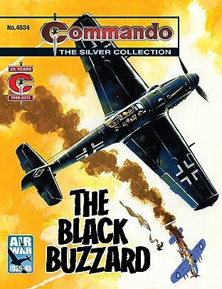 Commando No.4634: The Black Buzzard