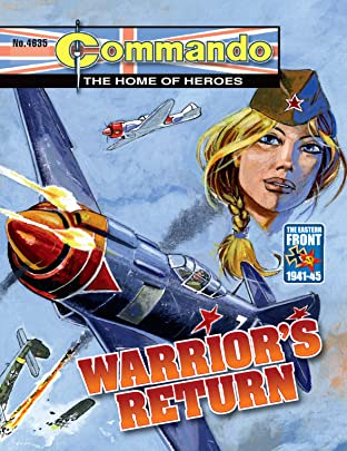 Commando No.4635: Warrior's Return