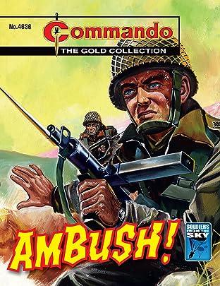 Commando No.4636: Ambush!