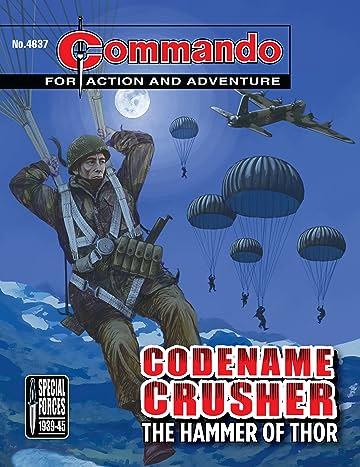 Commando #4637: Codename Crusher: The Hammer Of Thor