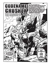 Commando No.4637: Codename Crusher: The Hammer Of Thor