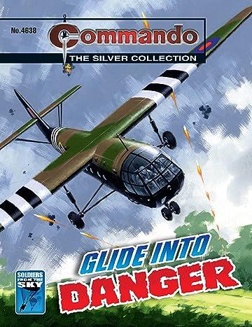 Commando #4638: Glide Into Danger