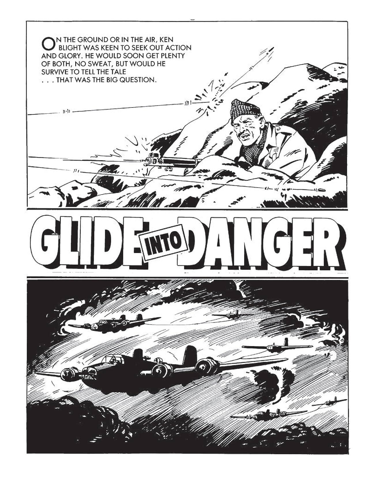 Commando No.4638: Glide Into Danger