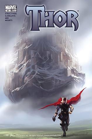 Thor (2007-2011) #601