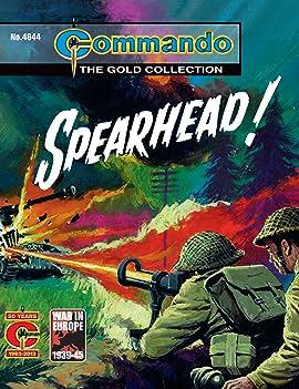 Commando #4644: Spearhead!