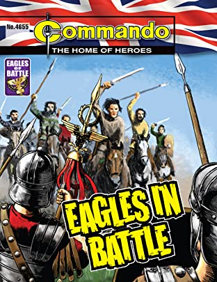 Commando No.4655: Eagles In Battle