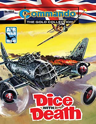 Commando #4656: Dice With Death