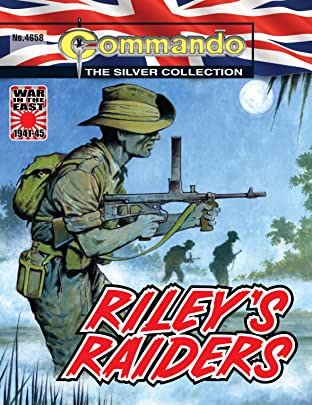 Commando #4658: Riley's Raiders