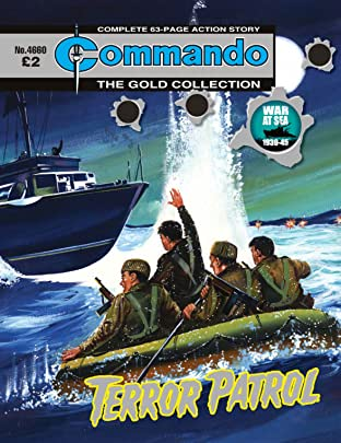 Commando No.4660: Terror Patrol