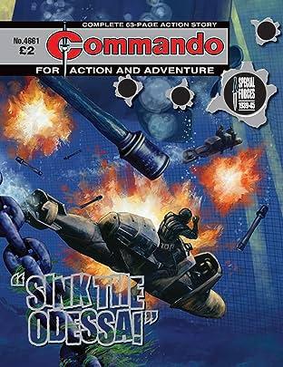 """Commando #4661: """"Sink The Odessa!"""""""