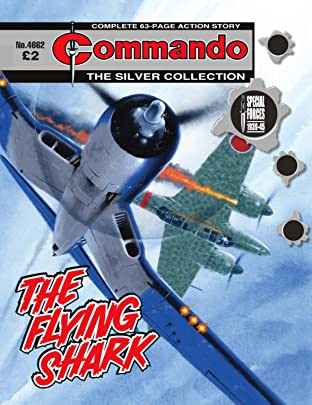 Commando No.4662: The Flying Shark