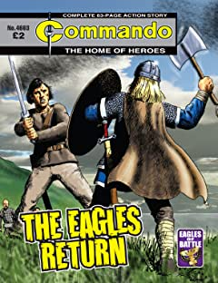 Commando No.4663: The Eagles Return