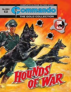 Commando No.4664: Hounds Of War