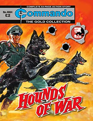 Commando #4664: Hounds Of War