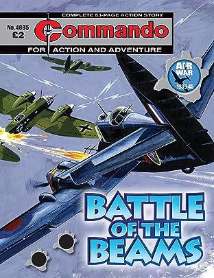 Commando #4665: Battle Of The Beams