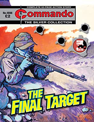 Commando #4666: The Final Target