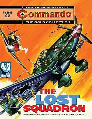 Commando #4668: The Lost Squadron