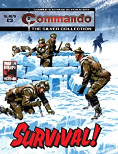 Commando No.4670: Survival!