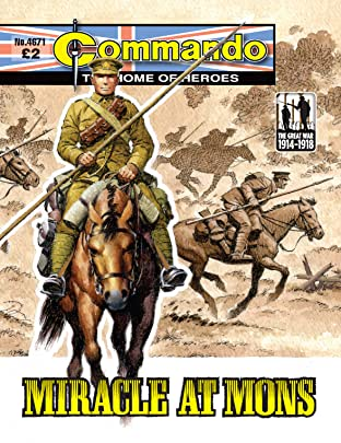 Commando No.4671: Miracle At Mons