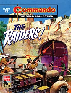 Commando No.4672: The Raiders!