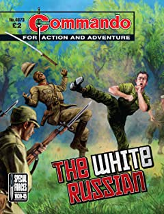 Commando No.4673: The White Russian