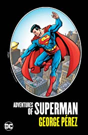 Adventures of Superman by George Perez