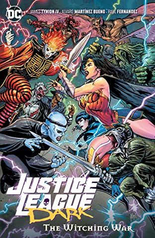 Justice League Dark (2018-) Vol. 3: The Witching War
