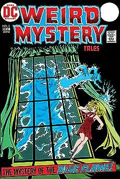 Weird Mystery Tales (1972-1975) #3