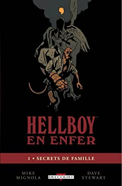 HellBoy en enfer Vol. 1: Secrets de famille