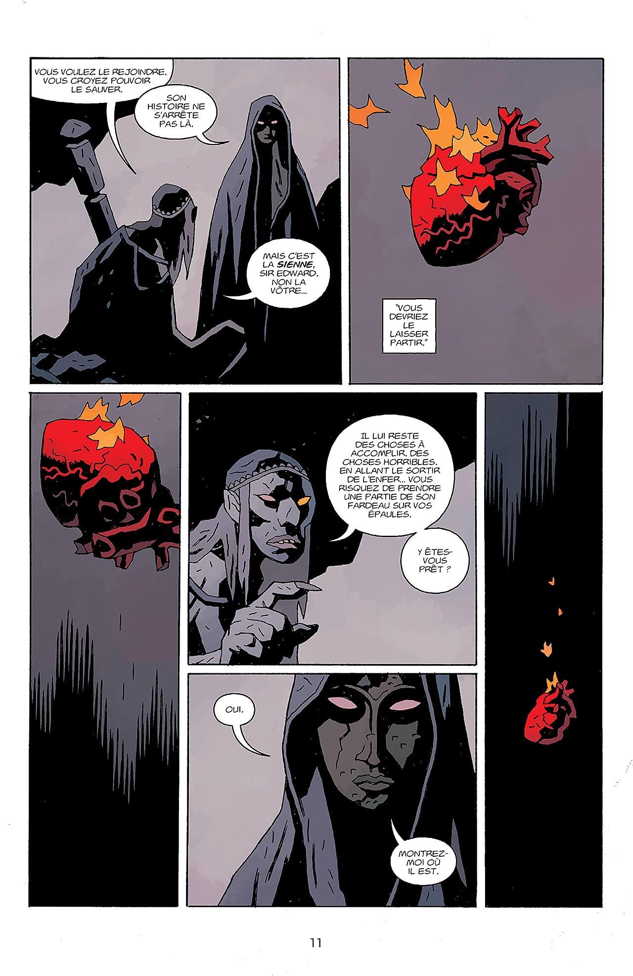 HellBoy en enfer Tome 1: Secrets de famille