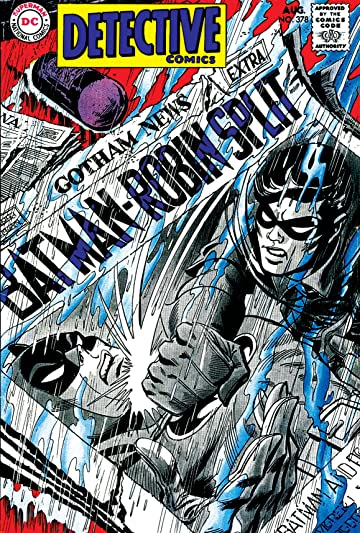 Detective Comics (1937-2011) #378