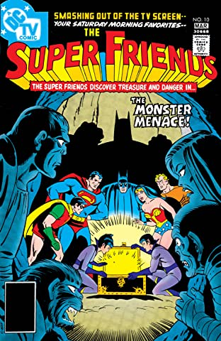 Super Friends (1976-1981) #10