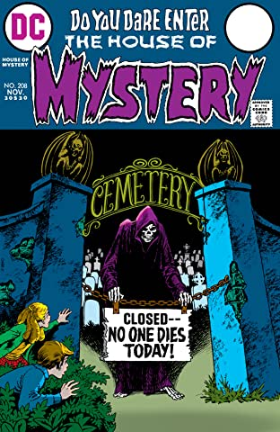 House of Mystery (1951-1983) #208