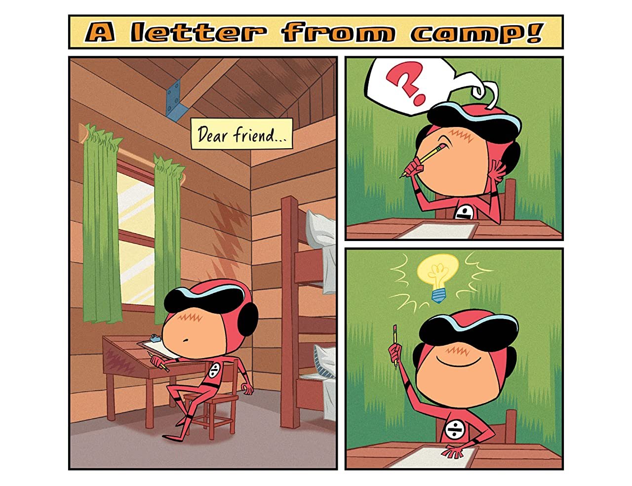 Teen Titans Go! To Camp (2020) #12
