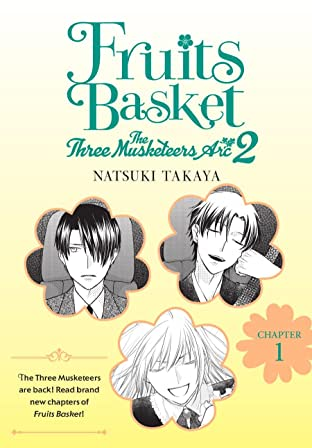 Fruits Basket: The Three Musketeers Arc 2 No.1