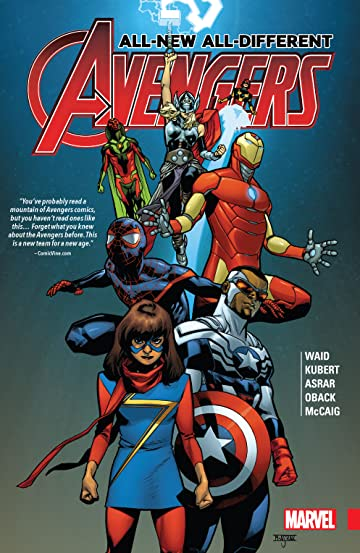 All-New, All-Different Avengers Collection