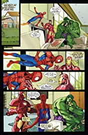 Marvel Adventures Spider-Man/Iron Man/Hulk: Triple Threat
